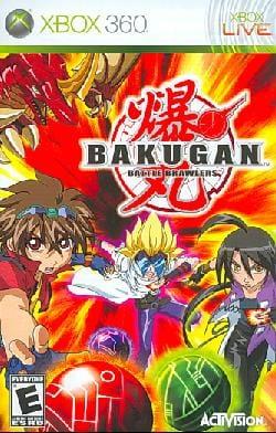 Xbox 360 - Bakugan