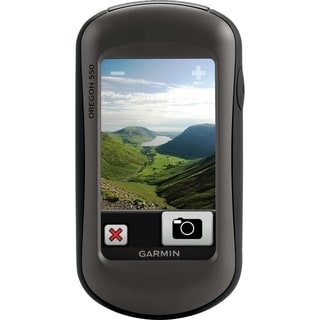 Garmin Oregon 550 Portable Navigator