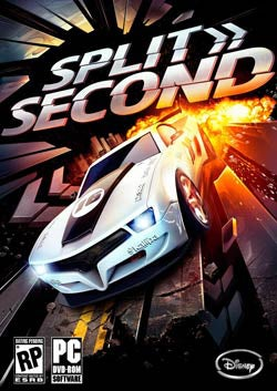 PC - Split Second - Disney Interactive