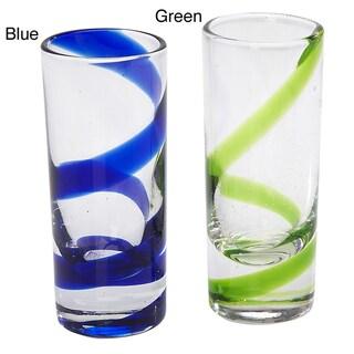 Impulse! Playa Shot Glasses (Set of 6)