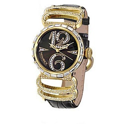 Haurex Italy Women's Incanto Goldtone Watch