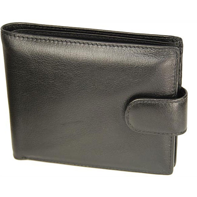 Castello Snap Closure Romano Billfold