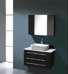 Virtu USA Ivy 32-inch Single Sink Bathroom Vanity Set