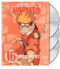 Naruto Uncut Box Set Vol 16 (DVD)