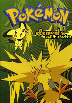Pokemon Elements Vol 4: Electric (DVD)