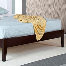 Tapered Leg Twin-size Platform Bed