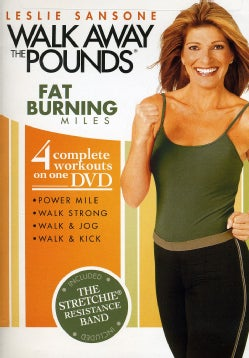 Leslie Sansone: Walk Away The Pounds Fat Burning Miles (DVD)