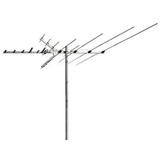 RCA Outdoor Digital TV and FM Radio Antenna for Suburban or Rural Env