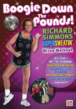 Richard Simmons: Boogie Down The Pounds (DVD)