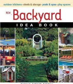 New Backyard Idea Book (Paperback)