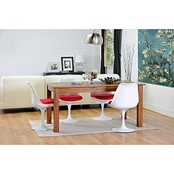 Baxton Studio Retro Design Contemporary Accent Chair