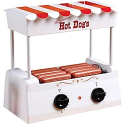Nostalgia Electrics Vintage Collection Hot Dog Roller