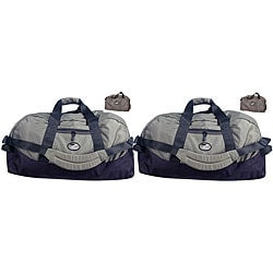 Ledge Tankz 2-piece 26-inch Duffel Bag Combo