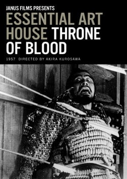 Throne of Blood - Essential Art House Edition (DVD)
