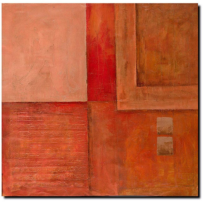 Joval 'Abstract' Gallery-wrapped Canvas Art