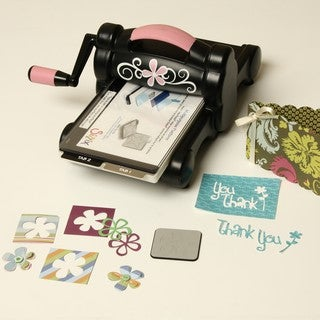 Sizzix Big Shot Machine with BONUS Sizzix Sizzlit