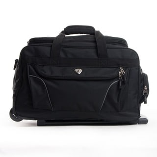 CalPak Champ 21-inch Carry On Rolling Upright Duffel Bag