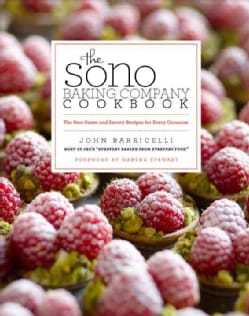 The Sono Baking Company Cookbook: The Best Sweet and Savory Recipes for Every Occasion (Hardcover)