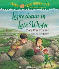 Leprechaun in Late Winter (CD-Audio)