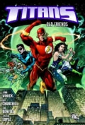 Titans: Old Friends (Paperback)