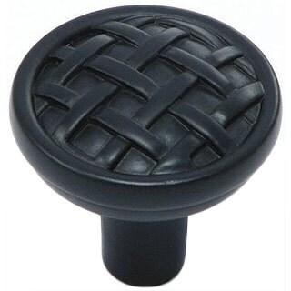 Basket Weave Cabinet Knob (Pack of 10)