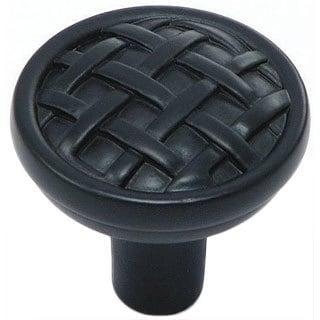 Basket Weave Cabinet Knob (Pack of 25)