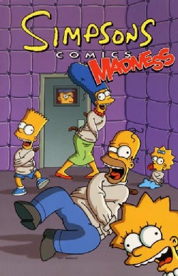 Simpsons Comics Madness (Paperback)