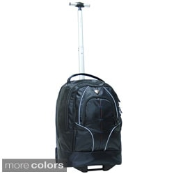 CalPak Rickster 20-inch Rolling 17-inch Laptop Backpack