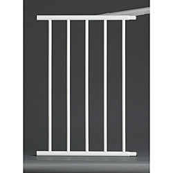 Carlson 12 inch Strong Durable Extension for Steel Mini Pet Gate