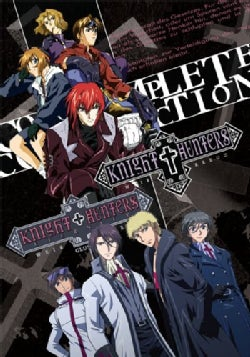 Knight Hunters & Knight Hunters Eternity: The Complete Collection (DVD)