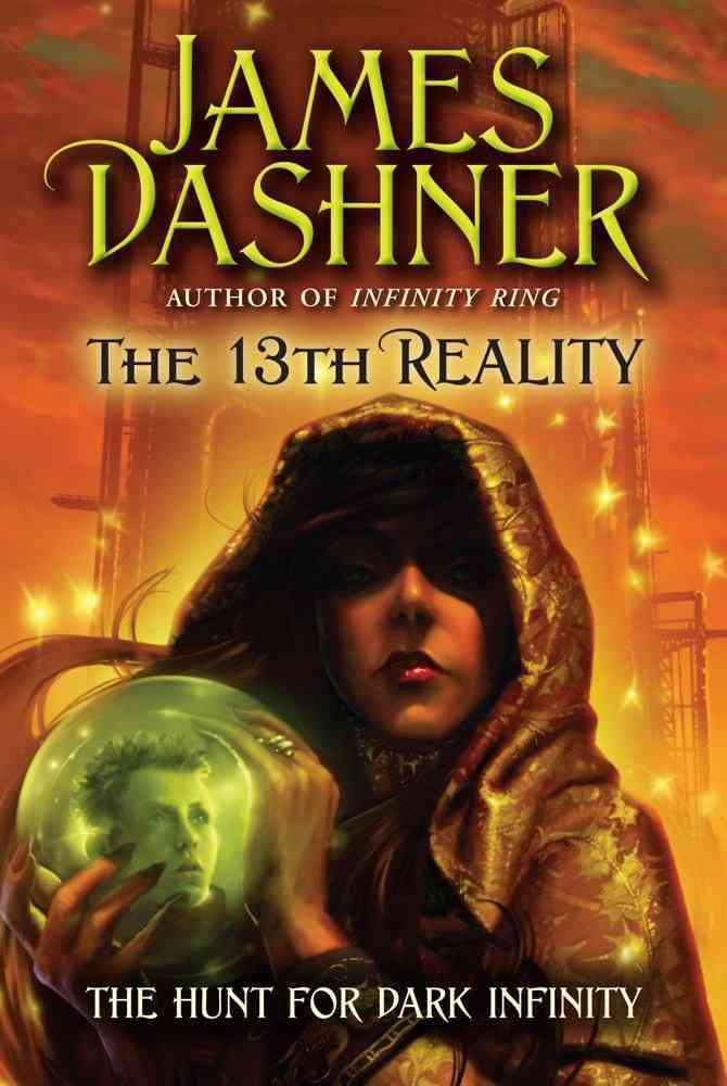 The Hunt for Dark Infinity (Paperback)