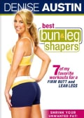 Denise Austin: Best Bun & Leg Shapers (DVD)
