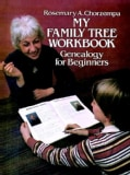 My Family Tree Workbook: Genealogy for Beginners (Paperback)