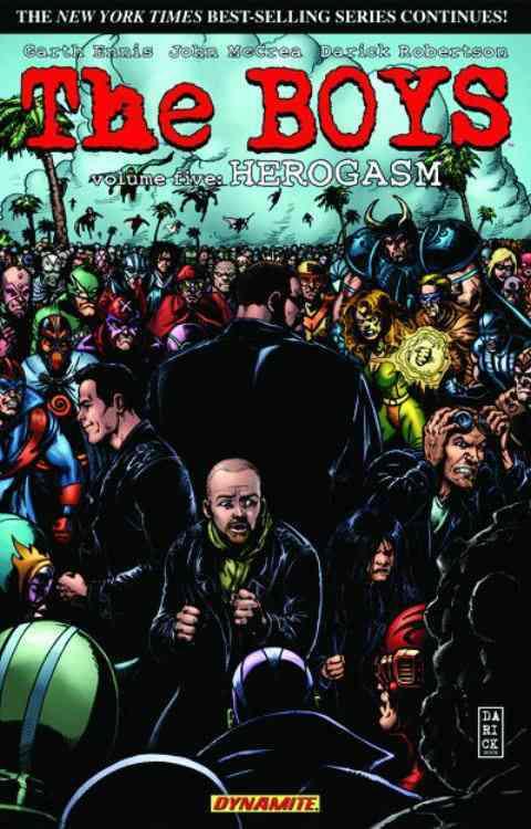 The Boys 5: Herogasm (Paperback)