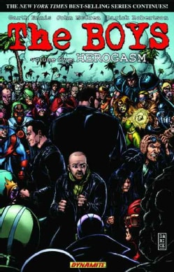 The Boys 5: Herogasm (Paperback)