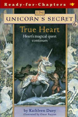 True Heart: The Unicorn's Secret (Paperback)