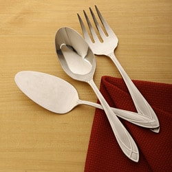 Yamazaki gone fishin 39 4 piece appetizer fork set overstock shopping great deals on yamazaki - Gone fishin flatware ...