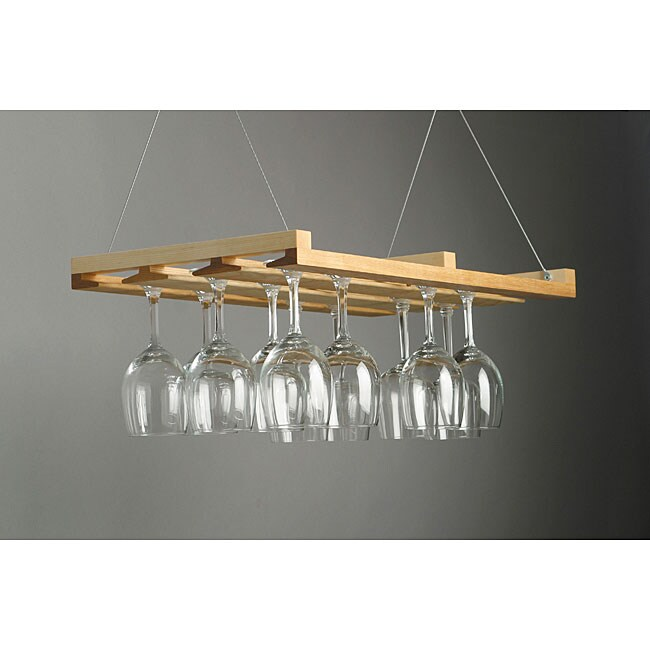 J.K. Adams 18- to 24-glass Hanging Stemware Rack