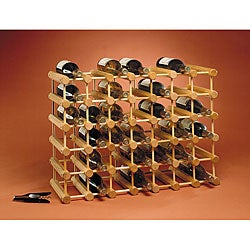 J.K. Adams 40-bottle Natural Wine Rack