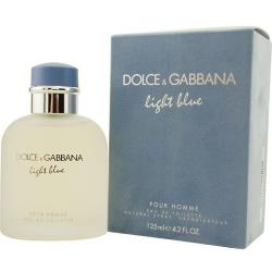 Dolce & Gabbana 'Light Blue' Men's 4.2-ounce Eau de Toilette Spray