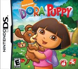 Nintendo DS - Dora the Explorer: Dora Puppy