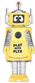 Play With Plex (Board book)