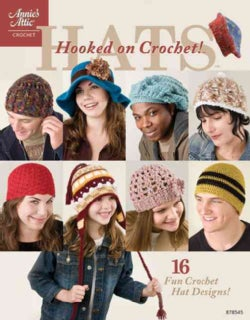 Hooked on Crochet! Hats (Paperback)