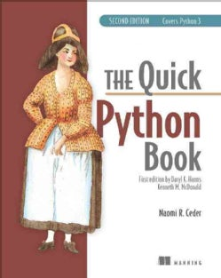 The Quick Python Book (Paperback)