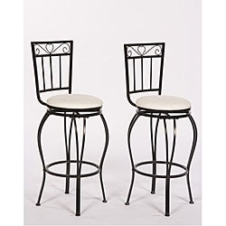 Gabriella 30-inch Pub Stools (Set of 2)