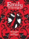 Emily the Strange: Stranger and Stranger (Hardcover)