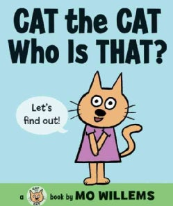 Cat the Cat, Who Is That? (Hardcover)