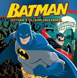 Gotham's Villains Unleashed! (Paperback)
