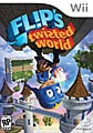 Wii - Flip's Twisted World- By Majesco