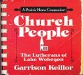 Church People: The Lutherans of Lake Wobegon (CD-Audio)